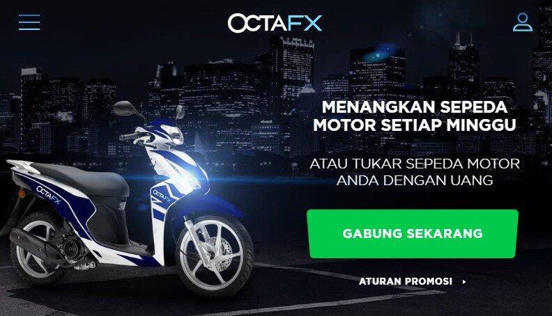 OCTAFX | Trading dengan spread rendah | Tanpa swap | Tanpa biaya tetap >>
