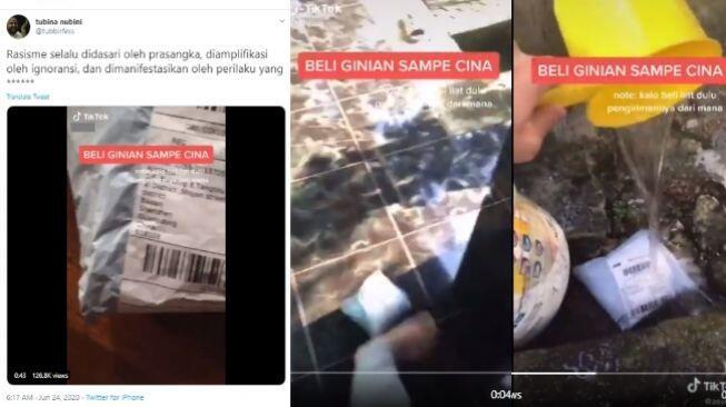 Viral Pembeli Tendang hingga Siram Barang Paketan dari China, Publik Ribut