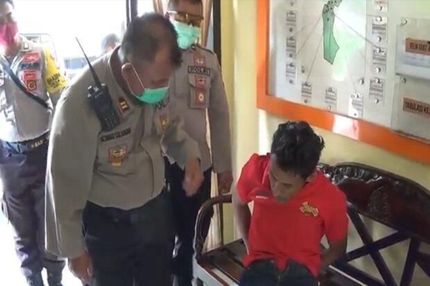 Buron Kasus Curanmor Tembak Perwira Shabara Polres Situbondo