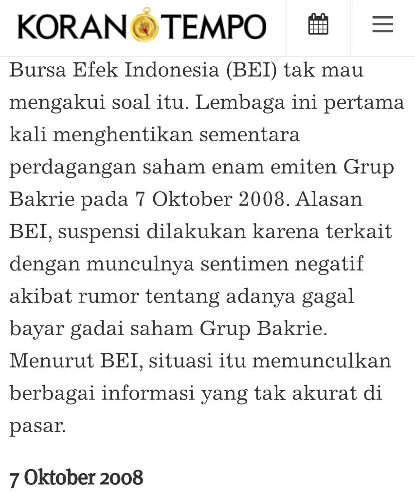 Bentjok 'Nyanyi' Bakrie Group Bikin Negara Merugi 17T,Netizen:Tema ILC Buat Karnilyas