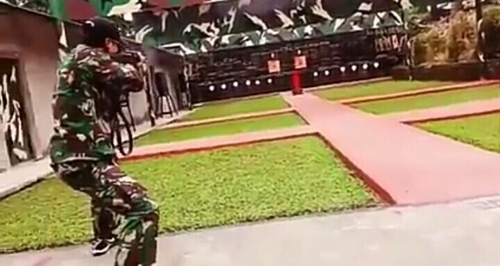 Adu Kekuatan TNI vs Tentara Amerika