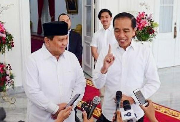Jokowi Beri Tugas Berat untuk Prabowo, Erick Thohir, dan Basuki Hadimuljono