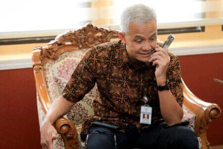 Ganjar Bongkar Modus SKD Aspal Lolos PPDB, Domisili Bali Tapi KK Semarang