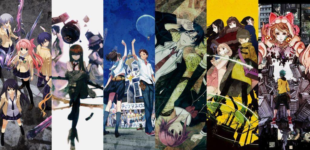 Mengenal Chiyomaru Shikura, Sang Maestro Dunia Game Visual Novel