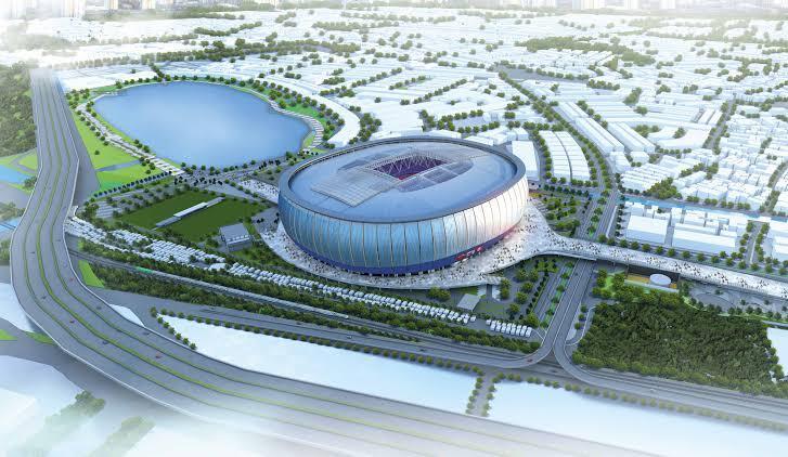 Pembangunan Stadion BMW Diperkirakan Rampung 2021