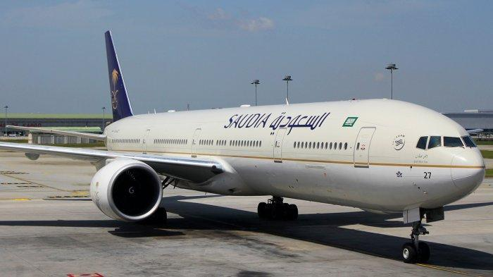 Arab Saudi Masih Tangguhkan Layanan Penerbangan Internasional