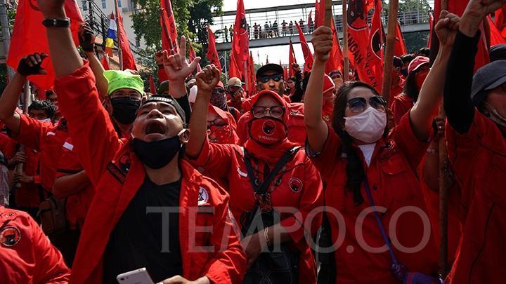 Laporkan Bakar Bendera & Ujaran Kebencian, PDIP: Kami Keberatan Dikatain PKI di Video