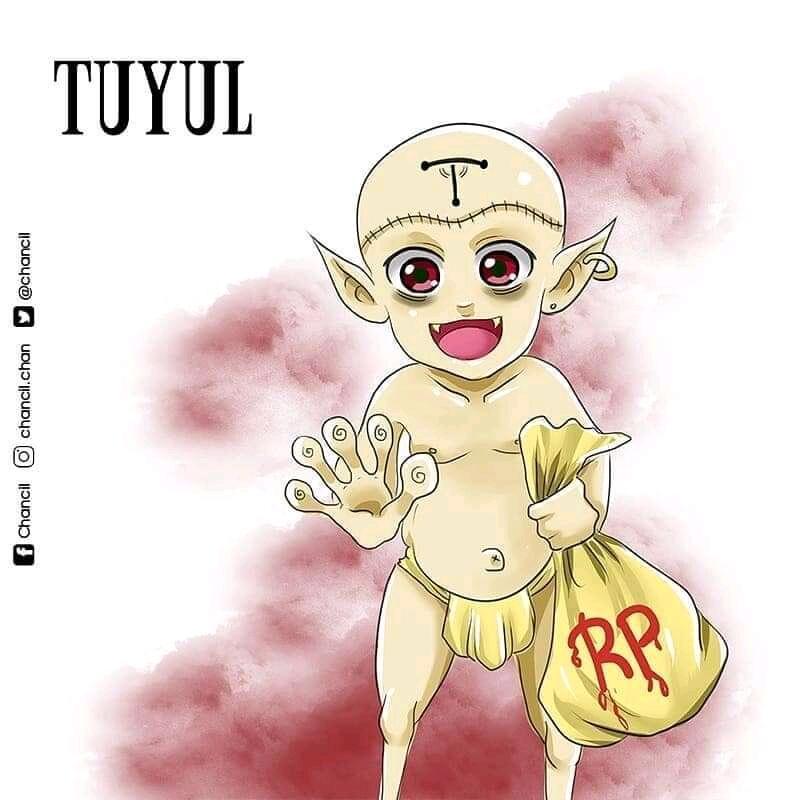 Karikatur Anime Hantu Indonesia Bikin Kepincut, Bukan Auto Kabur!