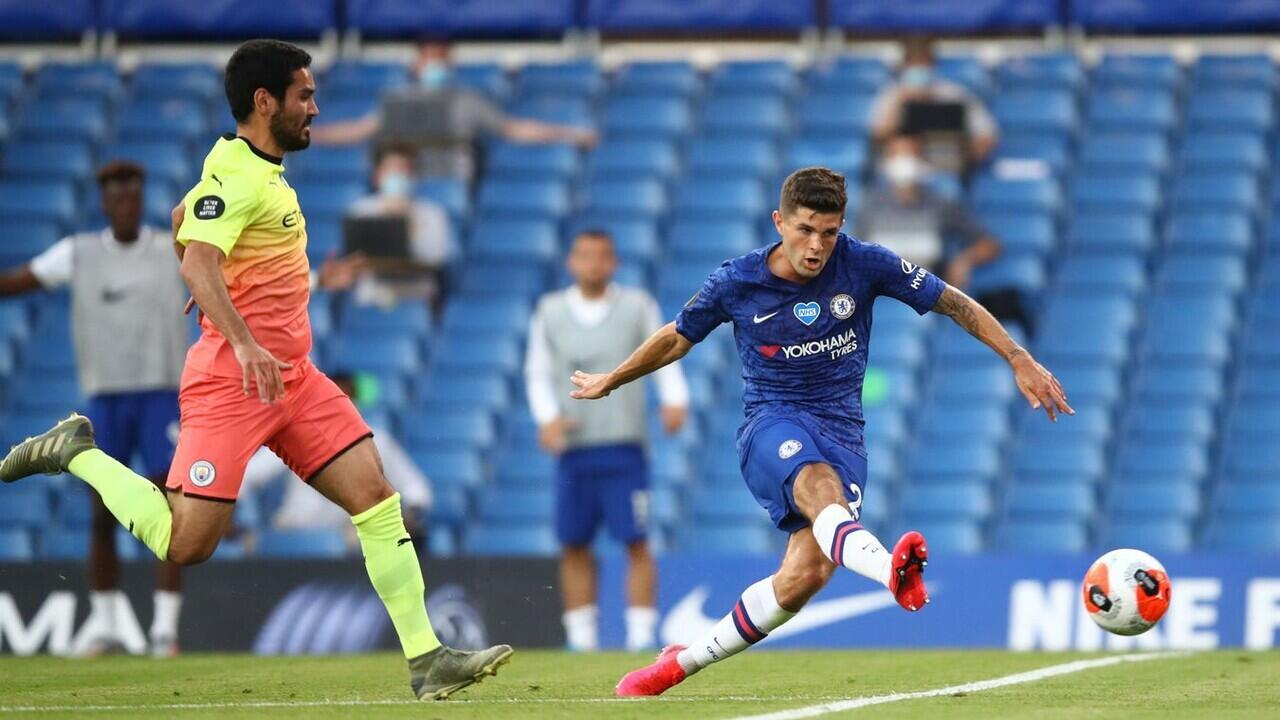 Chelsea Menang 2-1 atas Manchester City, Liverpool Kunci Gelar Liga Inggris