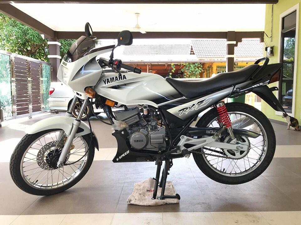 Viral Motor Yamaha Bekas Tahun Lawas Ini Dijual Dengan Harga 229 Jutaan