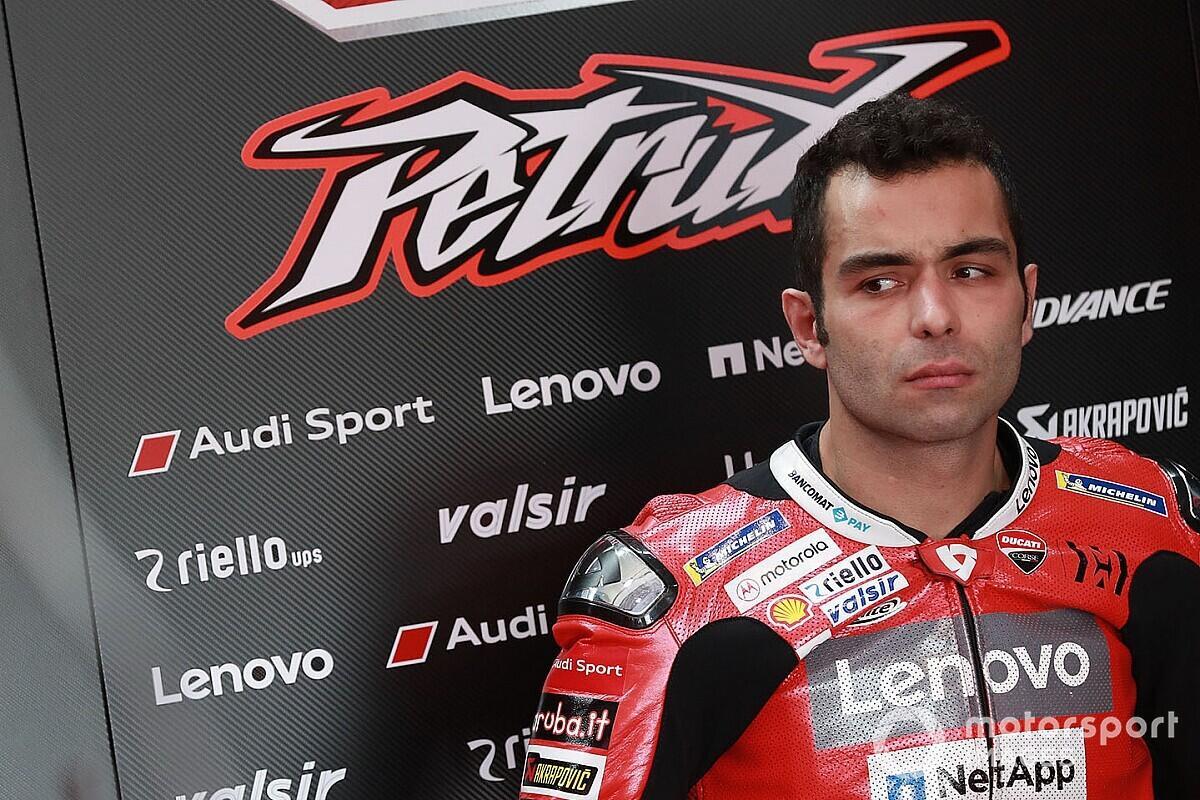 Resmi! Danilo Petrucci Jadi Pembalap KTM di MotoGP 2021!