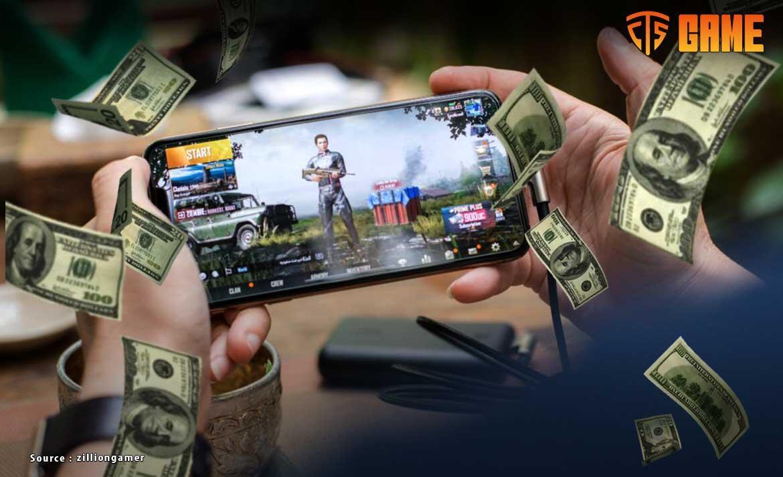Daftar Game Yang Dapat Menghasilkan Uang
