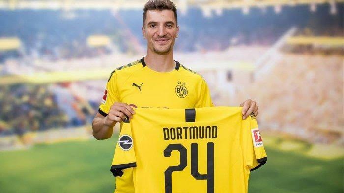 Borussia Dortmund Dapatkan Bek Kanan Thomas Meunier Secara Cuma-cuma Dari PSG