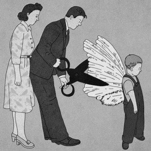 Orang Tua Melarangku Menjadi Seorang Penulis