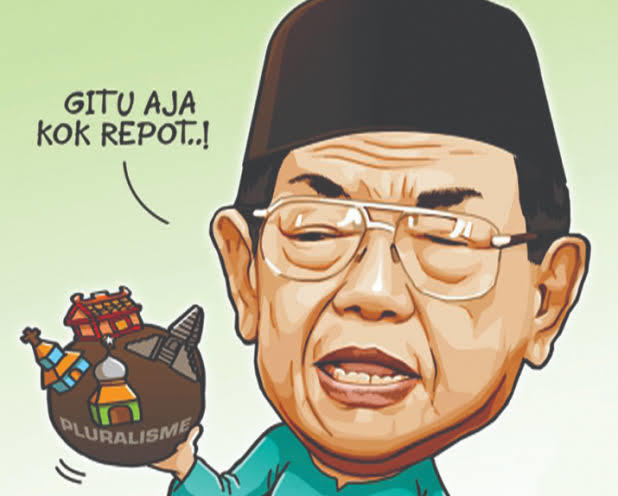 Perihal Bab Penistaan Agama