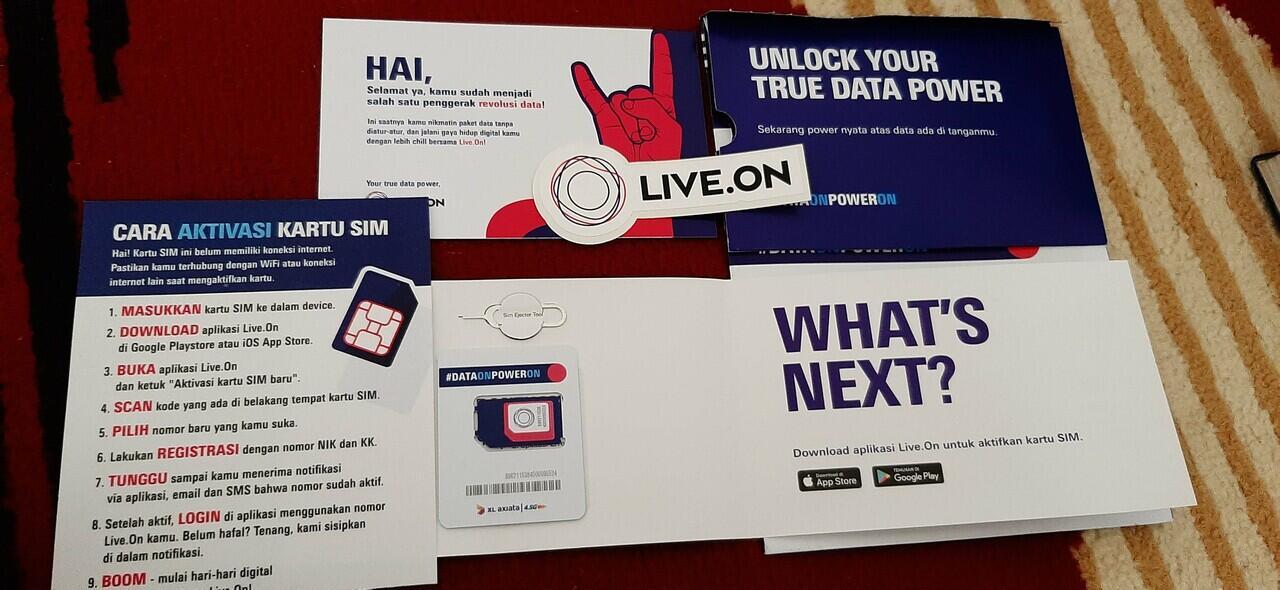 Honest Review, Internetan Pake Live.On Tanpa Diatur-Atur & Koneksinya Tanpa Kompromi!