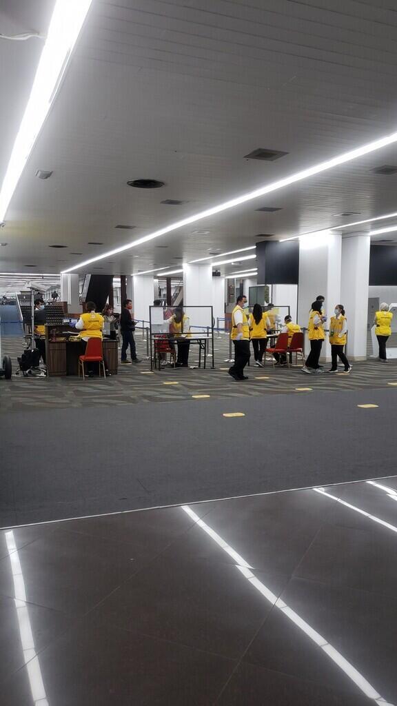 Perbedaan Prosedur Bandara saat New Normal
