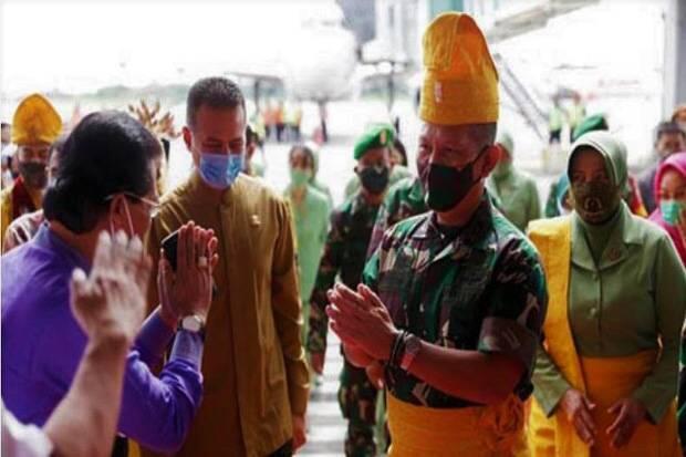 Pangdam I/BB yang Baru Mayjen TNI Irwansyah Siap Bersinergi dengan Semua Pihak