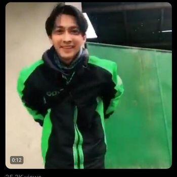 Driver Ojol Mirip Ji Chang Wook, Mendadak Viral karena Video Iseng yang Dibuatnya!