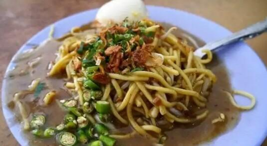 [Coc. Reg Kepulauan Riau] Roti Jala Serta Kuliner Lainnya Khas Pekanbaru