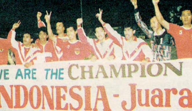 Persib Bandung Dan Kejayaan Timnas Indonesia Pada Masa Lampau