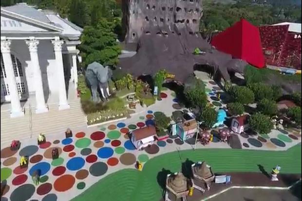 3 Bulan Tutup, Wisata Jatim Park Kembali Diserbu Pengunjung