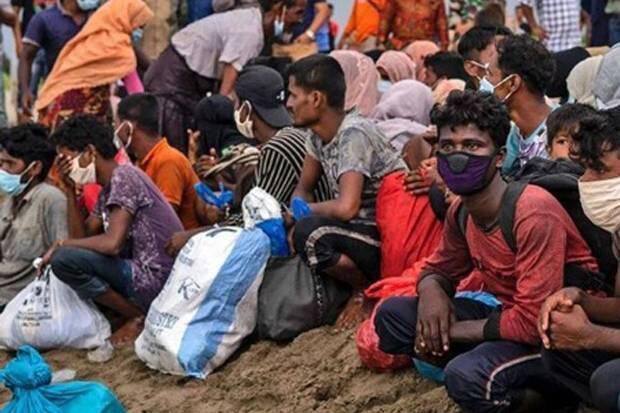 Tiga Armada Kemanusiaan Dikerahkan Bantu Pengungsi Rohingya di Aceh