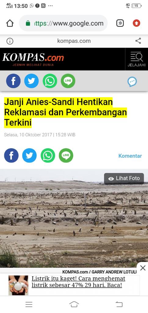 Diam-diam Anies Izinkan Reklamasi Pantai 140Ha di Ancol, Yunarto Wijaya Beri Sindiran