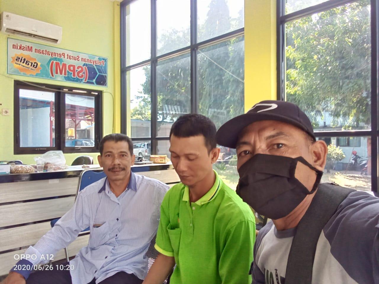 Klarifikasi Opini BST Dinsos Kabupaten Situbondo Oleh Awak Media MTI Biro Situbondo