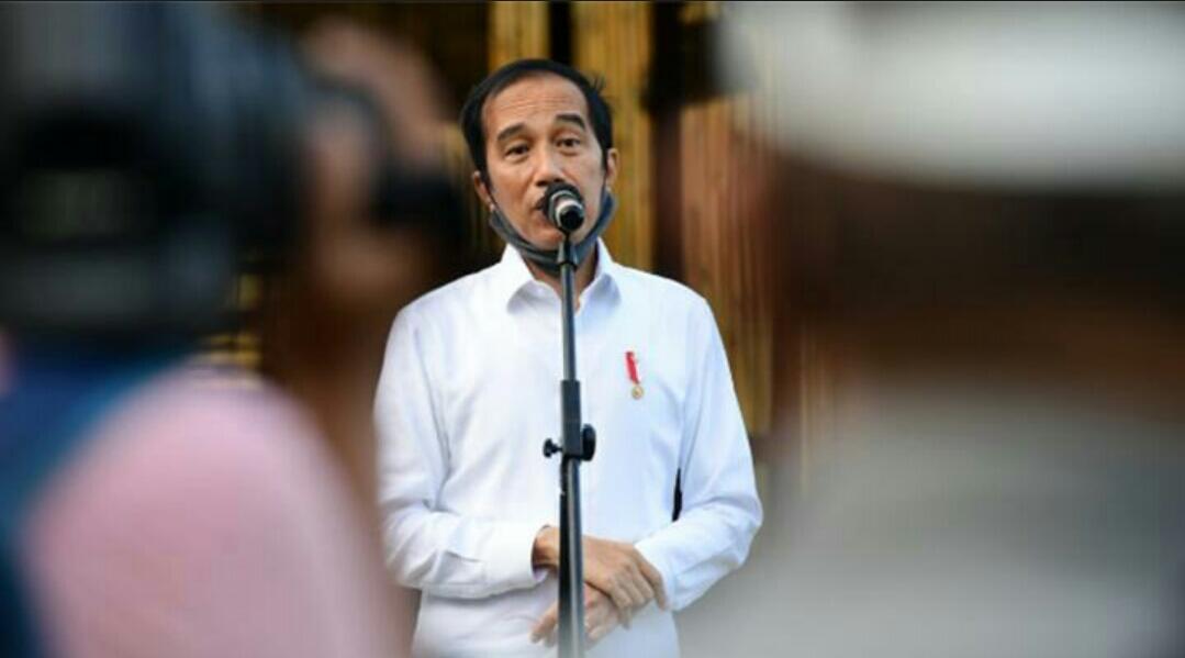 Jokowi: Demi 267 Juta Rakyat, Saya Bisa Reshuffle