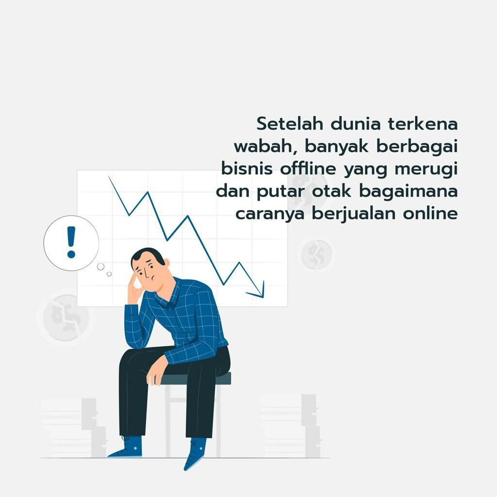 Stay at Home tetap Produktif dengan Bisnis Online