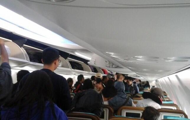Geger Penumpang Positif Covid-19 Lolos Naik Pesawat Garuda