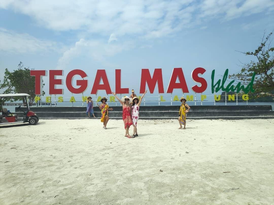 Open Trip Pulau Tegal Mas