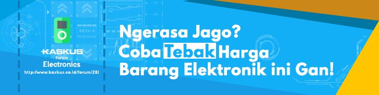 Agan Ngerasa Jago? Coba Tebak Harga Barang-barang Elektronik Ini! (Season 4)