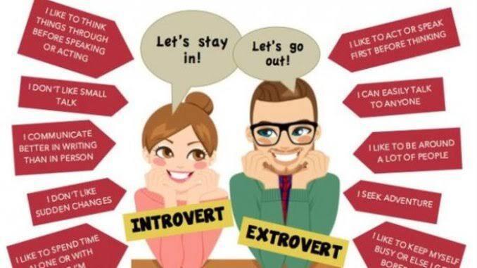 Senang Jadi Introvert Atau Ekstrovert, Atau Pilih Ambivert