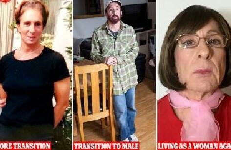 Nyesel! Transgender Ini Kepingin Balik ke Kelamin Aslinya, Endingnya Malah Begini