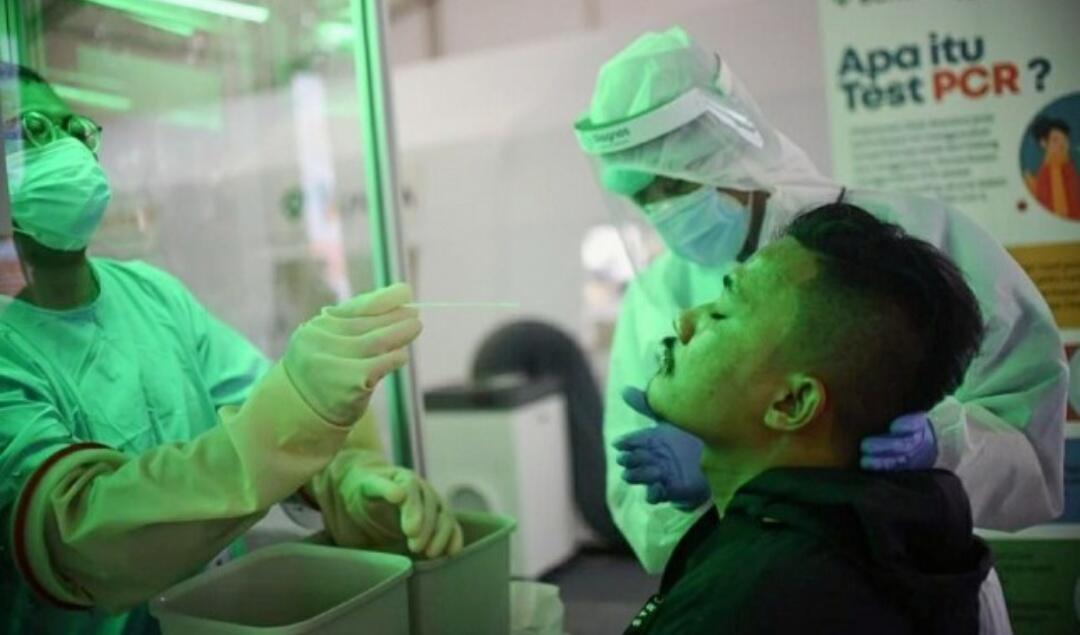 Innalillahi...Indonesia Cetak Rekor Kasus Positif COVID-19 Tertinggi di Asia Tenggara