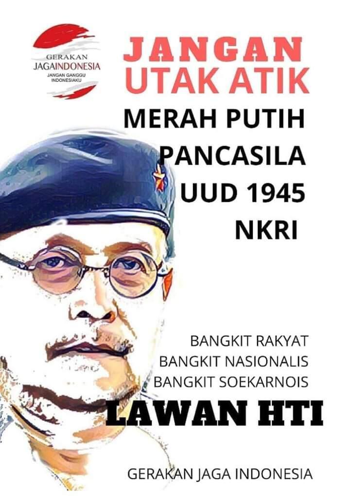 INDONESIA DALAM BAHAYA