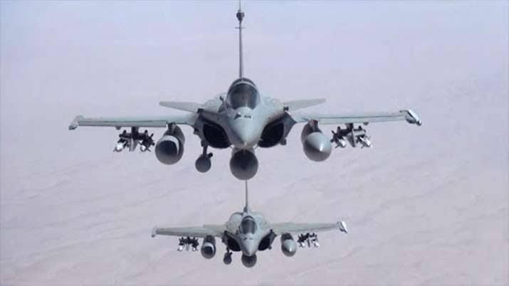 Prancis Akan Kirim Jet Tempur Rafale ke India untuk Hadapi China