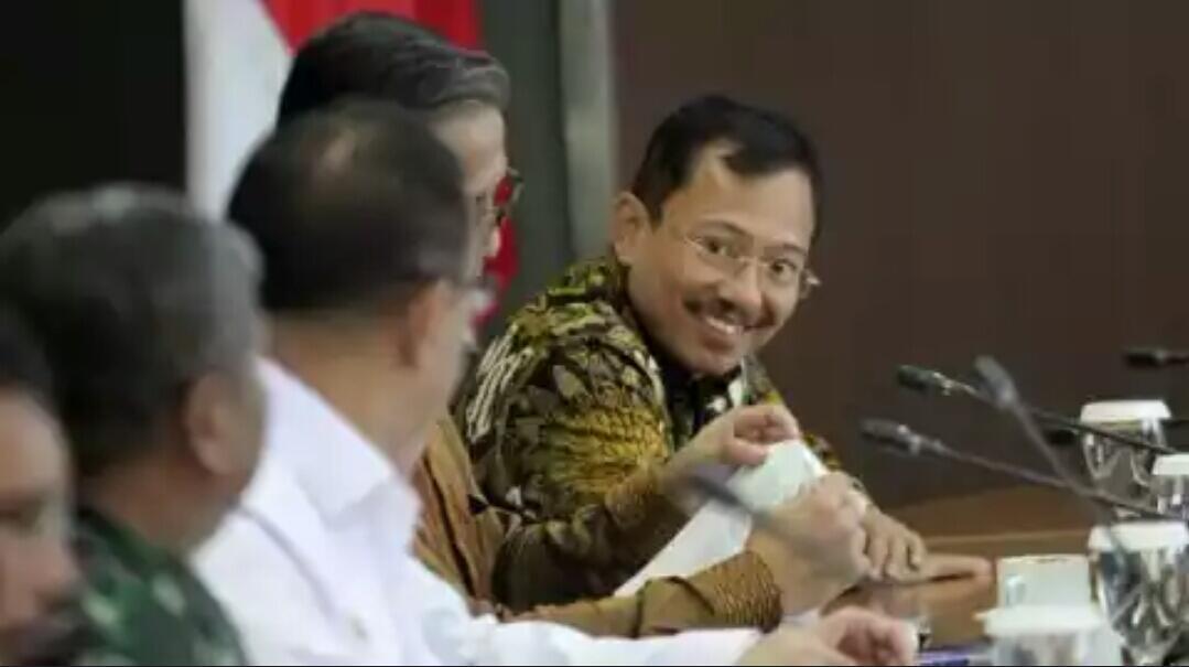 Terawan Langsung Trending Twitter Gara-gara Anggaran Disentil Jokowi