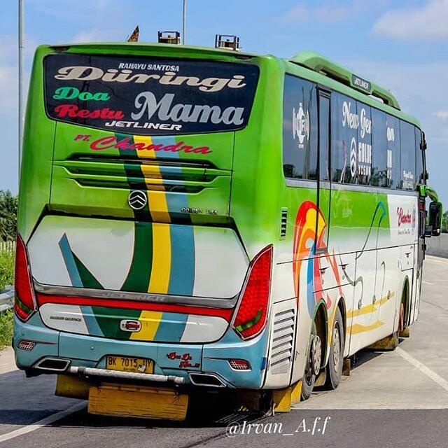 Golden Dragon, Bus 'Made In China' Dengan Cita Rasa Eropa