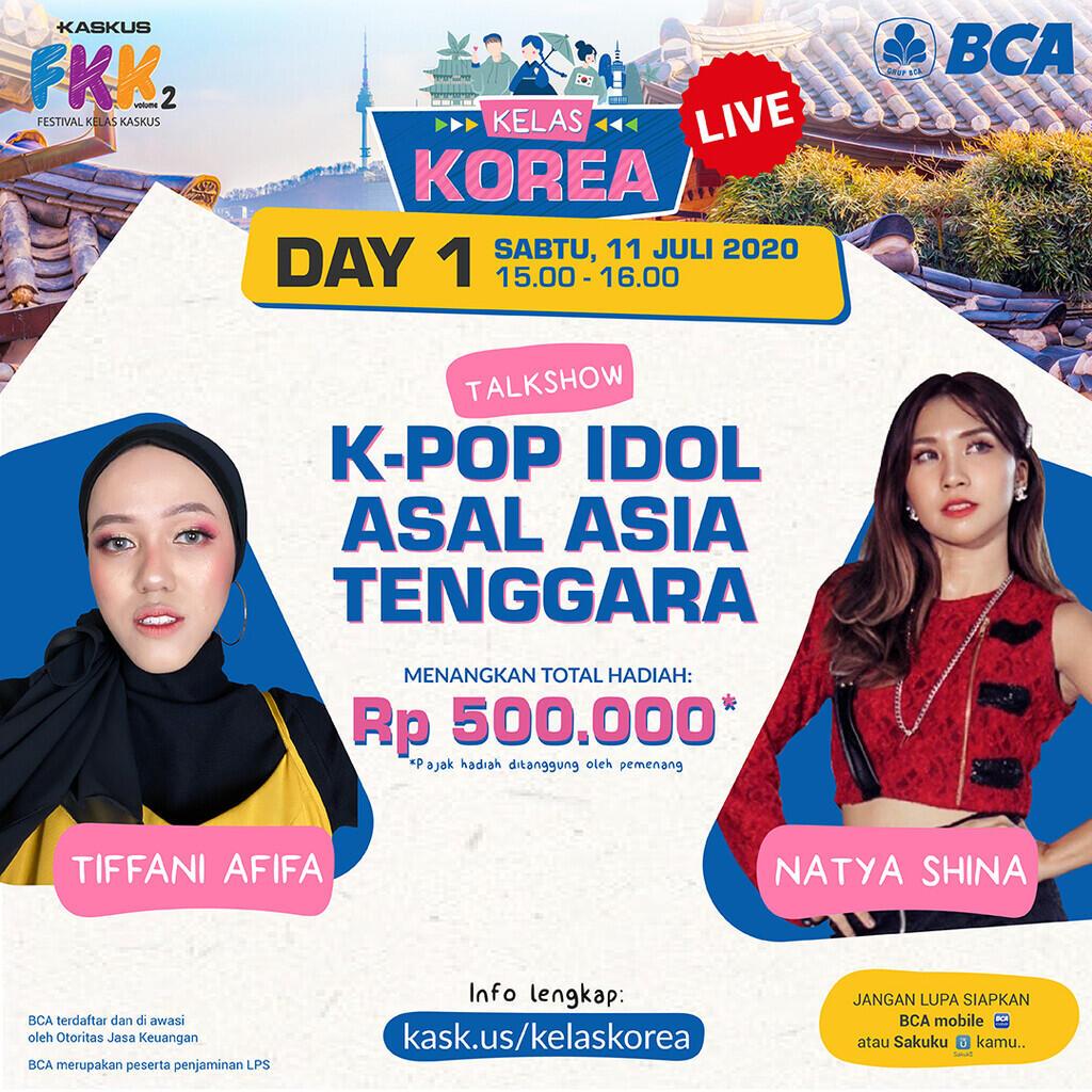 Kenalan dengan Dita Karang, K-Pop Idol Asal Indonesia yang Berhasil Debut di Korsel