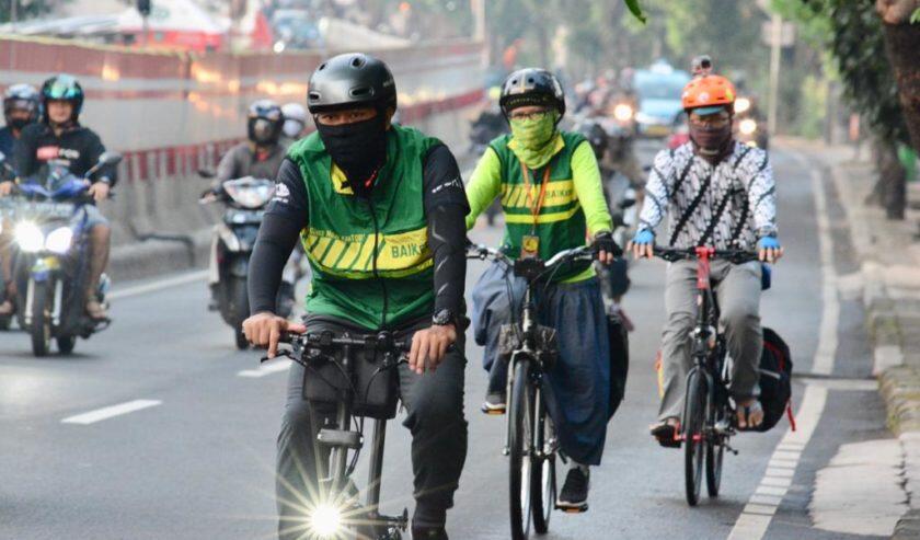 Harus Tau! Pengendara Motor dan Mobil Kudu Prioritasin Keselamatan Pesepeda