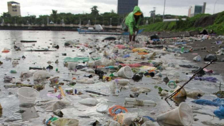 Soal Hobi Buang Sampah Plastik ke Laut, RI Nomor 2, Kalah dari China