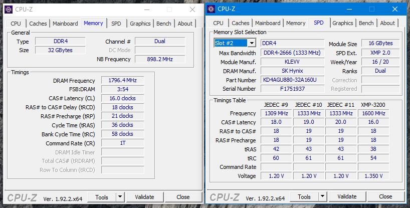 Tingkatkan frequency RAM DDR4 3200 MHz platform AMD Ryzen