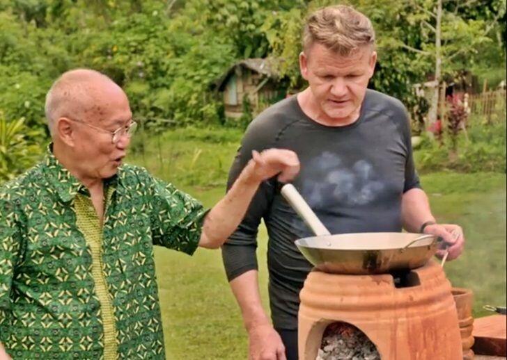 William Wongso Jadi Mentor Rendang Gordon Ramsay, Netizen Pro Kontra