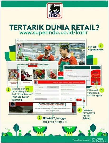Standar Gaji Pramuniaga di Alfamart, Indomart, Carrefour (+ Info Lowongannya)