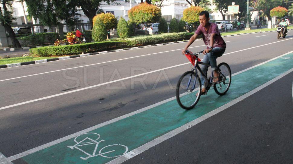 Sepeda Akan Dikenakan Pajak? Fakta Atau Hoax?