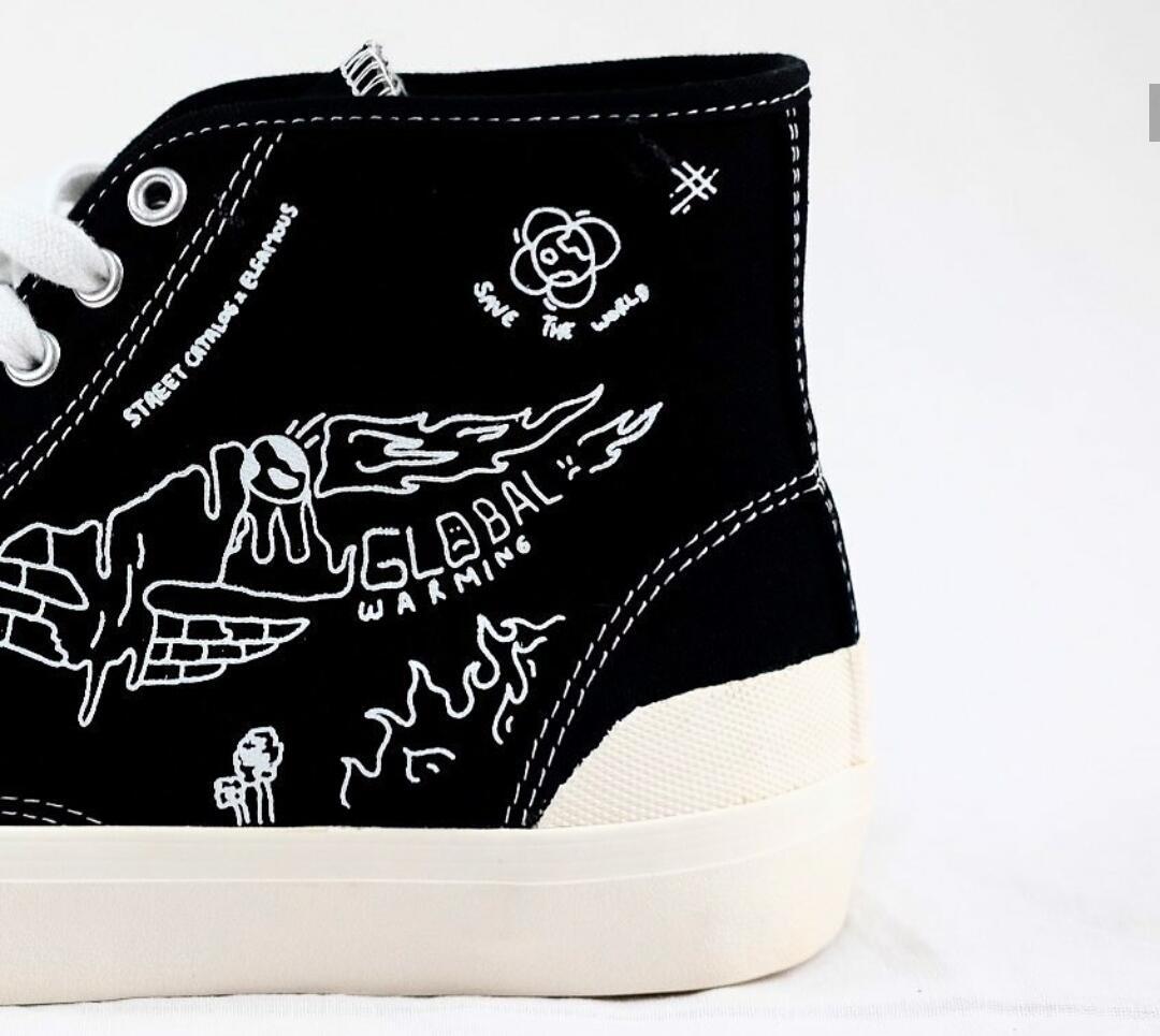 Sepatu Lokal Teranyar yang Sabi Buat dipinang