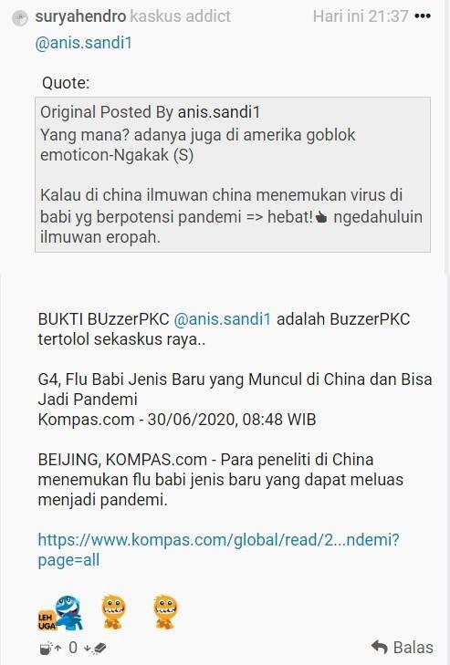 G4, Flu Babi Jenis Baru yang Muncul di China dan Bisa Jadi Pandemi
